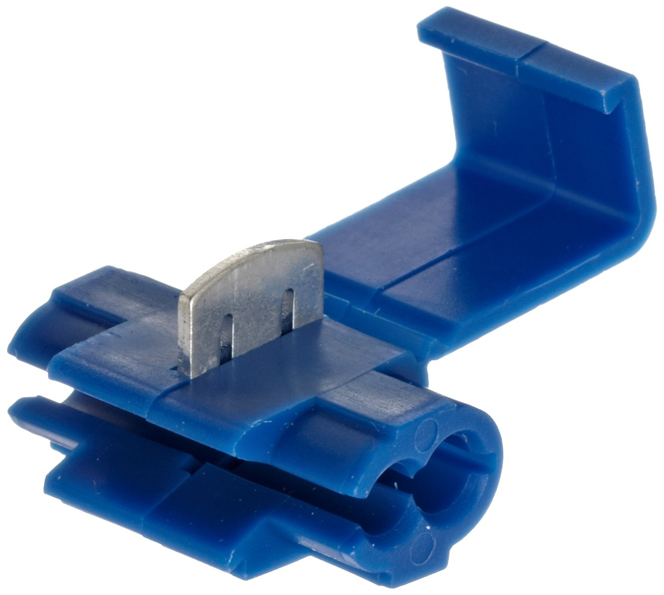morris products 10774 quick splice connector blue 18 14 wire range rh amazon com home wiring splice connectors home wiring splice connectors