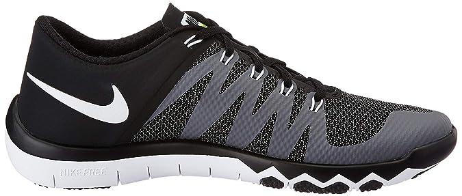 e413b1b35b24 Nike Free Trainer 5.0 V6 AMP Oklahoma Sooners 723939-101 White Crimson  Men s Shoes (Size 9)  Amazon.ca  Shoes   Handbags