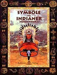 Symbole der Indianer Nordamerikas.
