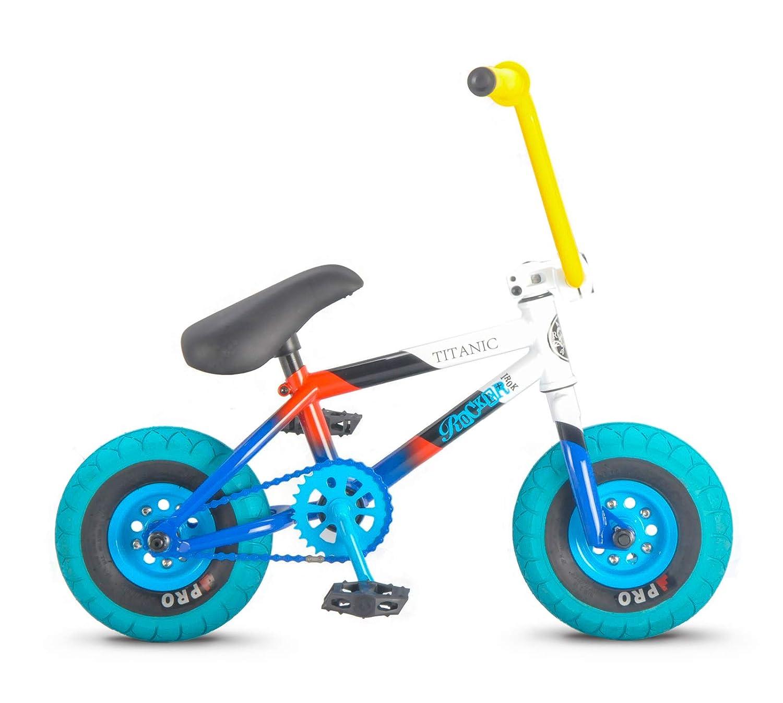 Rocker BMX Mini BMX Bike iROK+ TITANIC RKR