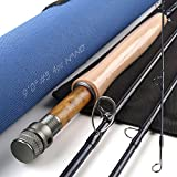 Maxcatch NANO Series Fly Fishing Rod, NANO Technology Construction