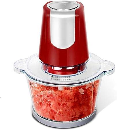 Diaod Máquina for Picar Carne - Hogar eléctrico Multifuncional de Carne picada Verduras Relleno Máquina: Amazon.es
