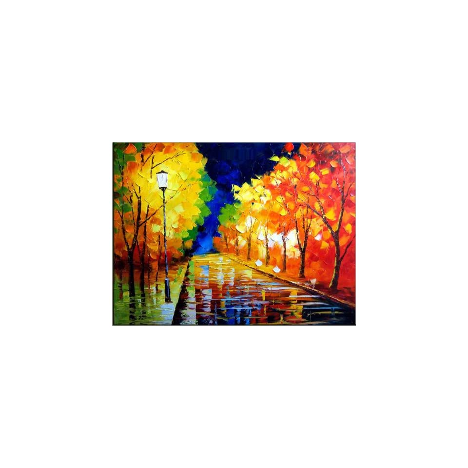 Abstract Art On Canvas Modern Abstract Artwork Oil Painting c0129q