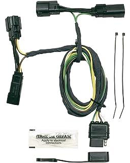 hopkins 40275 plug-in simple vehicle to trailer wiring kit