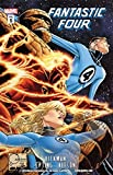 Front cover for the book Fantastic Four by Jonathan Hickman Vol. 5 by Jonathan Hickman