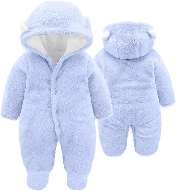 Love Bowling Long Sleeve Infant Baby Unisex Baby Romper Jumpsuit Onsies for 6-24 Months Bodysuit