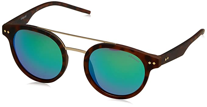 a97f3d06535 Image Unavailable. Image not available for. Color  Polaroid Sunglasses  Pld6031s Polarized Oval Sunglasses MATT HVNA ...