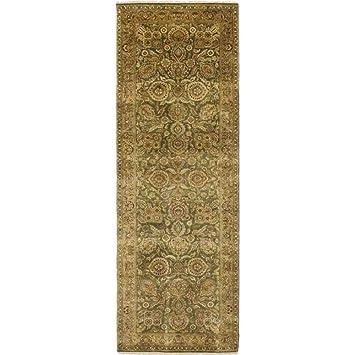 Amazon De Solo Teppiche Laufer Teppich Wolle Beige 4 5 1 Cm X