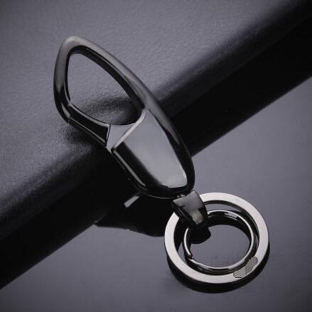 YSHB,Metal Gancho de Cintura, Llavero, High-End Car Key Ring Hebilla