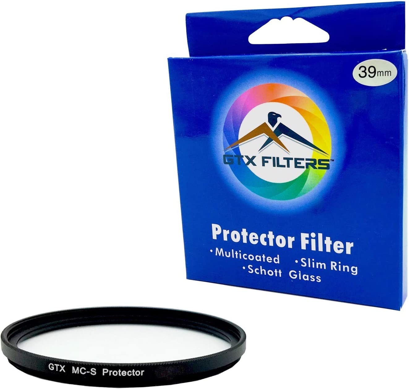 Includes: Schott Glass Protector and CPL Lens Filter Set Lens Cap Sunset Foto 39mm Lens Filter and Accessory Kit Lens Cleaner Kit