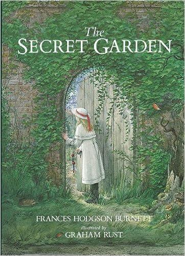 Secret Garden Burnett Frances Hodgson 9780718126643 Amazon Com