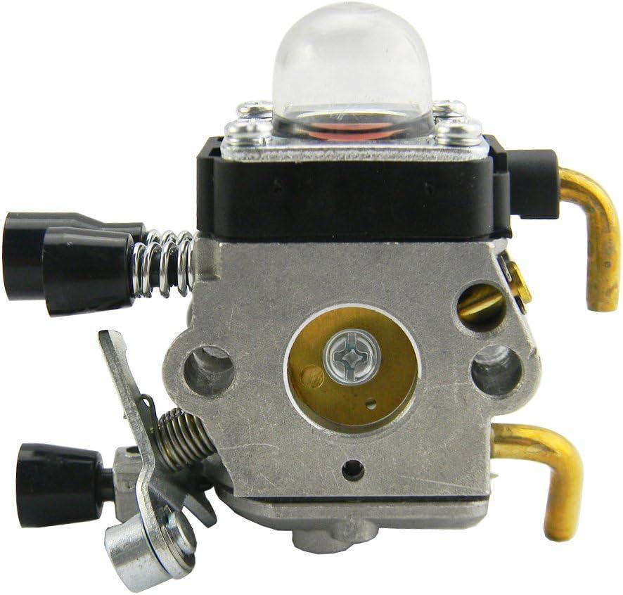 Amazon.com: Carburador Carb Para Stihl km55 HL45 km55r fs45 ...