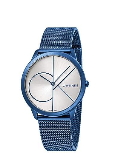 K3m51t56 Calvin Calvin Klein Minimal HerrenarmbanduhrUhren Klein doBeQCrxW