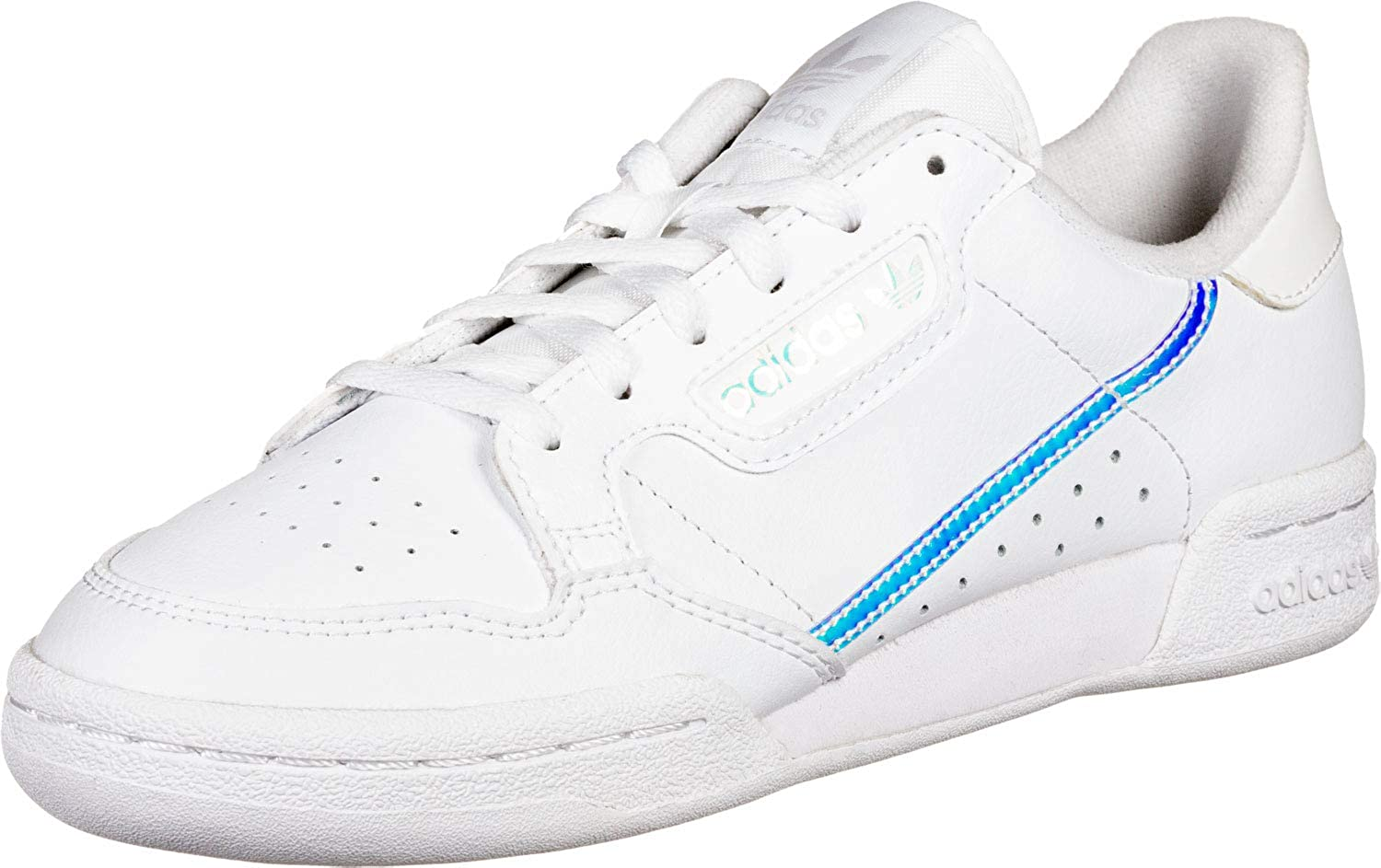 Amazon.com | adidas Originals Continental 80J Kids Trainers ...