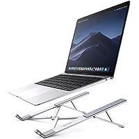 UGREEN Laptopstandaard in Hoogte Verstelbaar 5 Niveaus Aluminium Laptophouder Notebookstandaard Tabletstandaard…