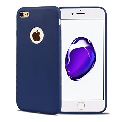 Funda iPhone 6s Plus, Carcasa iPhone 6 Plus, Suave Opaco gel ...