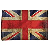 Best Old Glory Grunge Apparel Items - British Flag Union Jack Grunge Distressed All Over Review