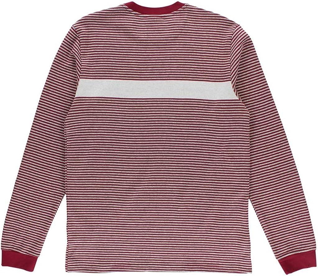 HUF Mens Latitude L//S Knit Top