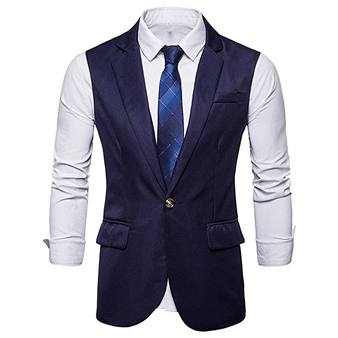 TANGSen Mens Autumn Winter Formal Bussiness Tuxedo Suit ...