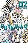 Urakata, tome 2 par Hatori