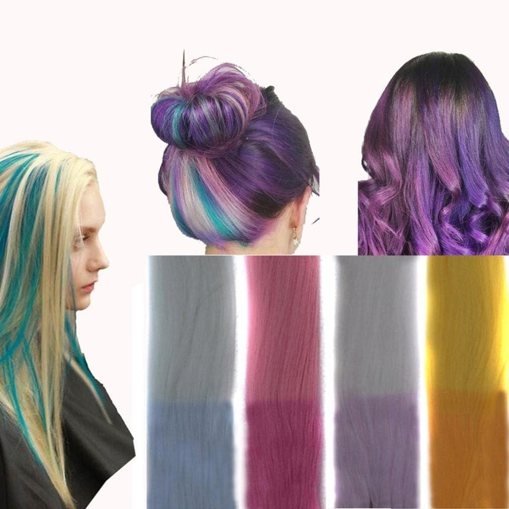 UPXIANG - Extensiones de pelo recto para mujer, cambio de ...