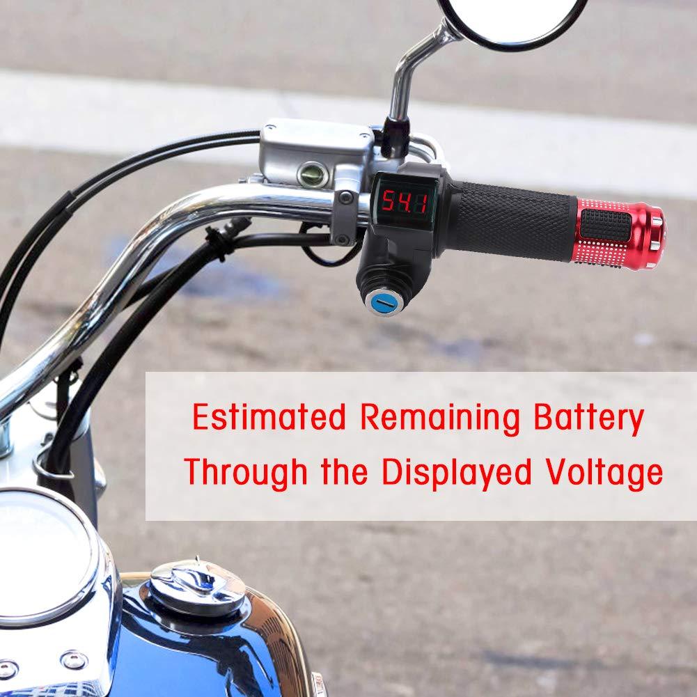 Amazon.com: Bicicleta del acelerador Grip – Patinete ...