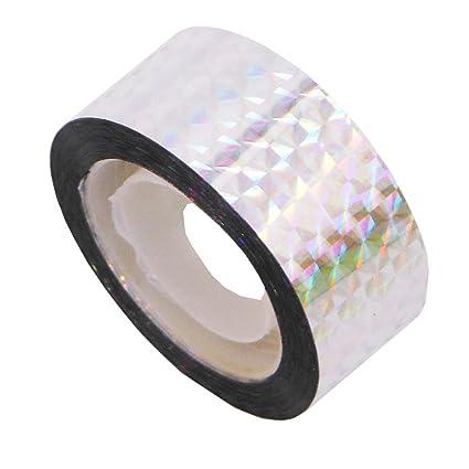 エヒメ紙工 ホログラムテープ HOT-S 銀 3巻組