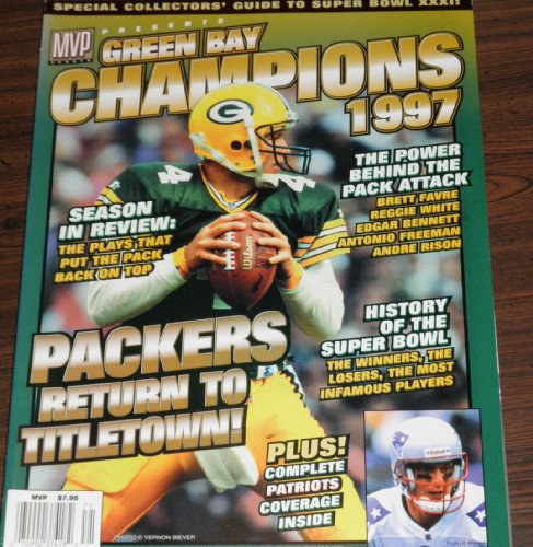 (Green Bay Champions 1997 Packers Return to Titletown!)