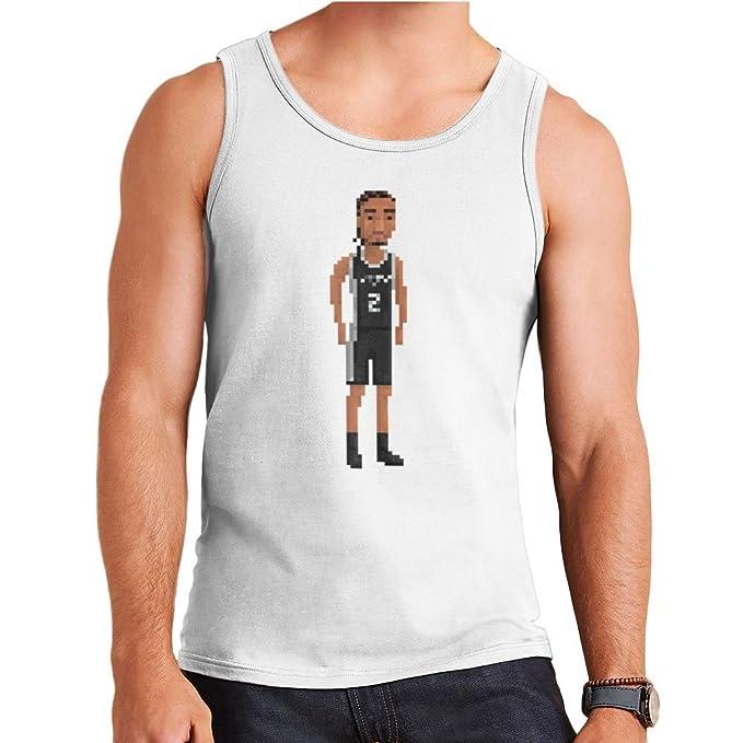 Kawhi Leonard San Antonio Spurs NBA Pixel Mens Vest