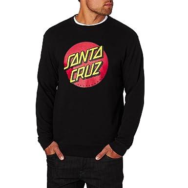 Santa Cruz Classic Dot Crew - Sudadera: Santa Cruz: Amazon.es: Ropa y accesorios