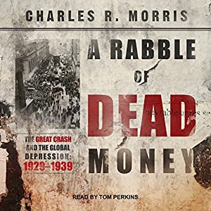 A Rabble of Dead Money Audiobook