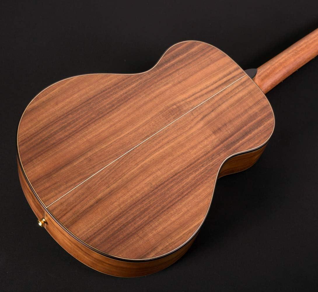 + housse Guitare acoustique Washburn WCGM55K Mini Auditorium Koa