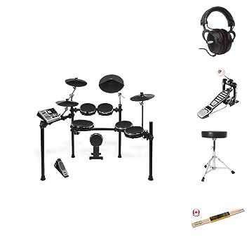 alesis dm10 studio mesh kit full pack amazon co uk musical instruments