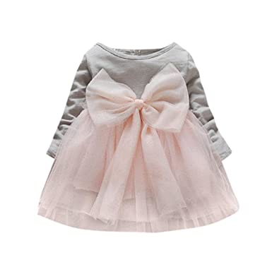 Culater® Prima Comunione Battesimo Compleanno Vestiti Del Bambino per 1-3  anni Infantili Del 05817176442