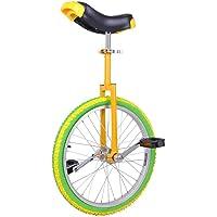 """ReaseJoy 1,75""""x20 Antideslizante montaña butílico neumático Rueda Monociclo"""