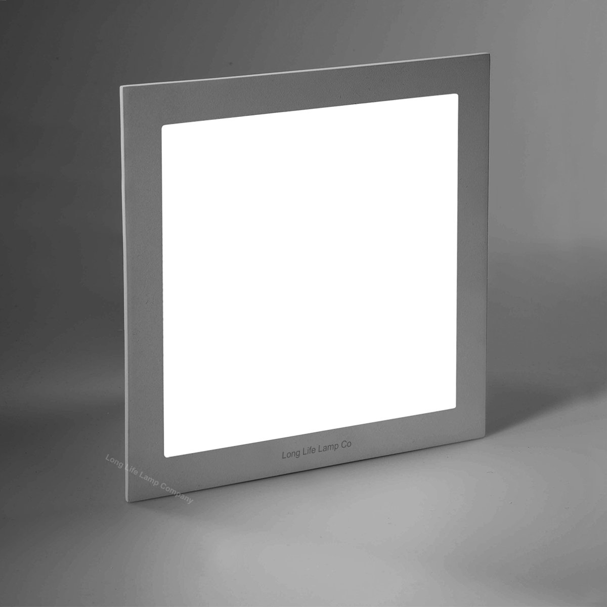 24W LED Recessed Ceiling Panel SQUARE Ultra Slim Flat Down