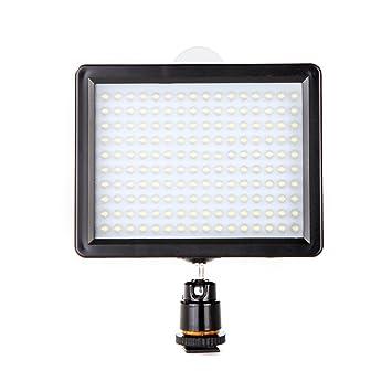 Andoer 160 LED Video Light Lamp Panel 12W 1280LM: Amazon.de: Elektronik