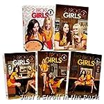 2 Broke Girls dvd pack season 1-5, on...