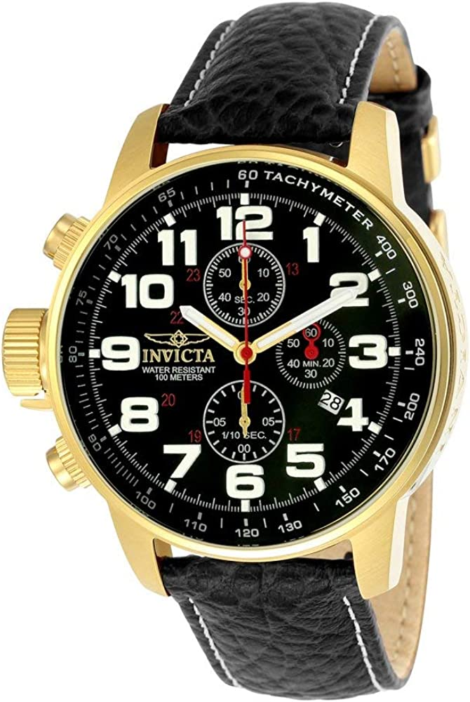 Invicta Men s 3330 Force Collection Lefty Watch
