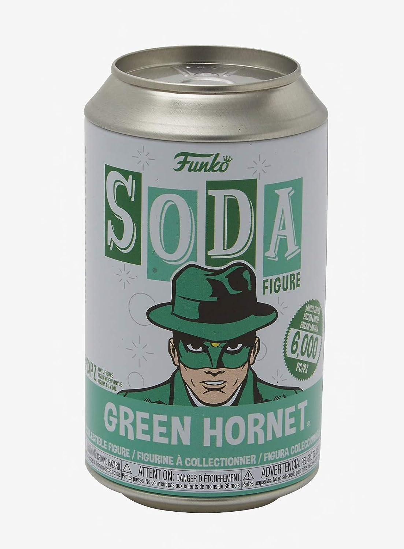 Funko Soda Kato Vinyl Figure Greent Hornet Factory Sealed!