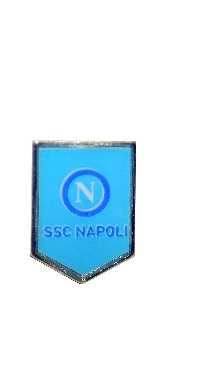 SSC - Broche de futbolín, diseño de Nápoles: Amazon.es: Zapatos y ...