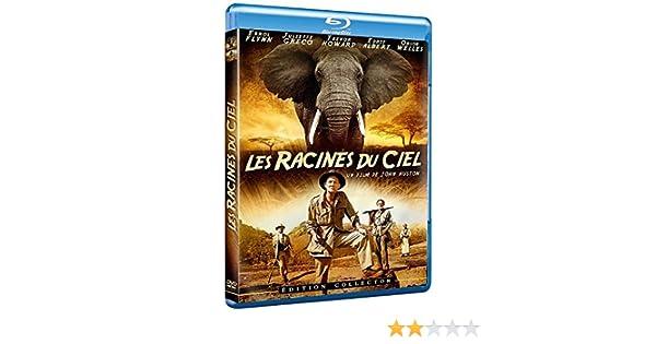 Les Racines du ciel [Francia] [Blu-ray]: Amazon.es: Errol Flynn, Juliette Gréco, Trevor Howard, Eddie Albert, Orson Welles, Paul Lukas, Herbert Lom, ...