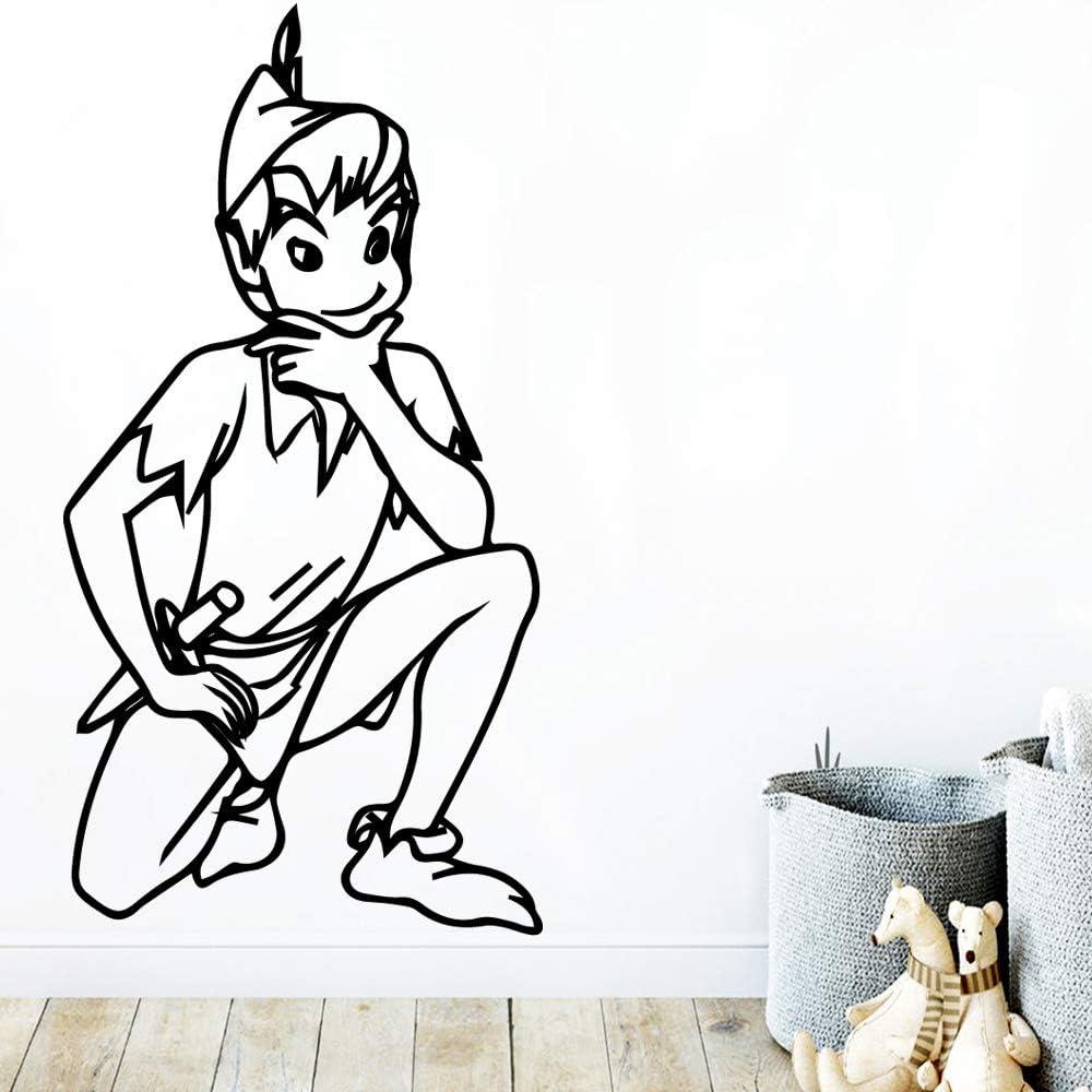 Ajcwhml Pegatinas de Pared para niños Populares decoración de la casa Papel Tapiz Art Deco para Habitaciones de niños Papel Art Deco: Amazon.es: Hogar
