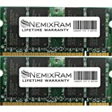 Apple Memory Module 4GB 667MHz DDR2 (PC2-5300) - 2x2GB SODIMMs MA940G/B