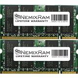 Apple Memory Module 4GB 667MHz DDR2 (PC2-5300) - 2x2GB SODIMMs MA940G/B