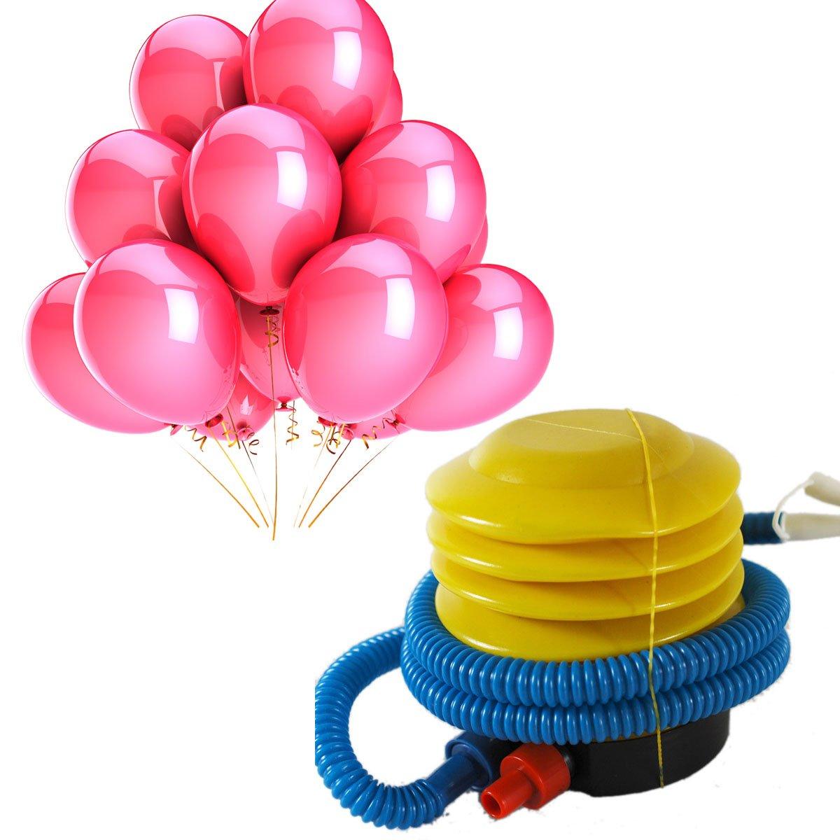 gydoxy (TM) doble globo de boda decoración Boda Fiesta arco pie pies Bomba de aire soplador de Up Blow Cilindro compresor de gas qb033-sz: Amazon.es: Hogar