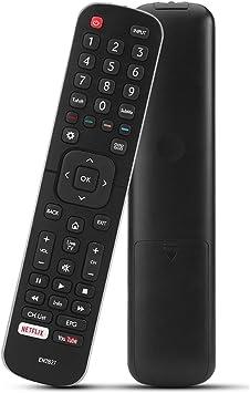 Zerone Mando a Distancia Universal EN2B27 para Hisense TV, Mando a ...