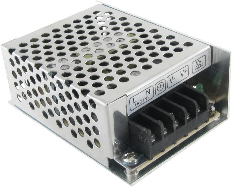 CA 110 // 220V a DC 12V potencia de conmutaci/ón regulada para LED IIVVERR AC 110//220V to DC 12V Regulated Switching Power for LED Striplight