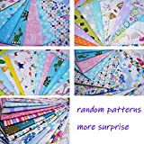 "Quilting Fabric, Misscrafts 25pcs 8"" x"