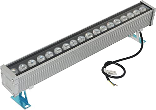 RSN LED Lighting Bar 18W 19.7in IP65 Waterproof 2 Years Warranty Blue